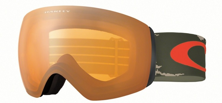 Oakley Flight Deck XM - Sheridan Copper Olive / Persimmon - OO7064-35 Skibril
