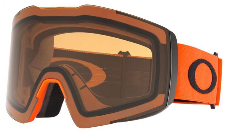 OOakley Fall Line XL Neon Orange + Prizm Persimmon