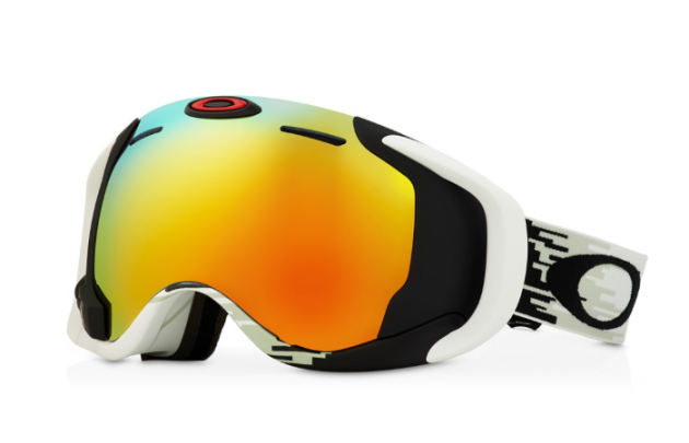 Oakley Airwave 1.5 - Hyperdrive / Fire Iridium - 59-450 Skibril