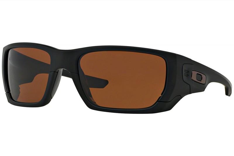 Oakley Style Switch Matte Black + Dark Bronze & Warm Grey OO9194-04
