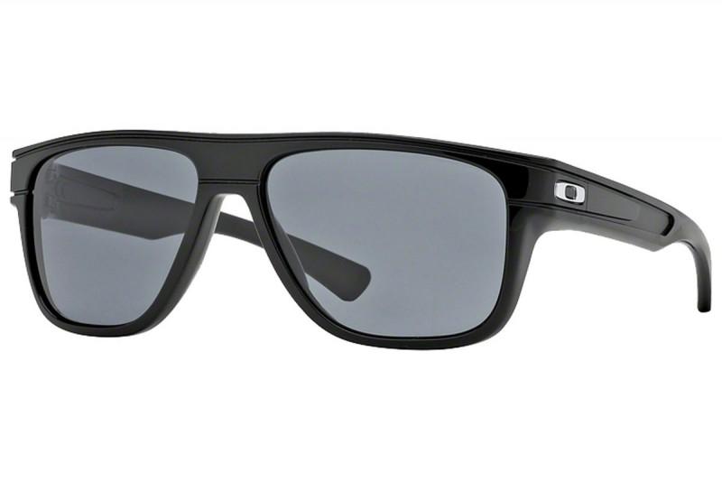 Oakley Breadbox Polished Black + Grey OO9199-01