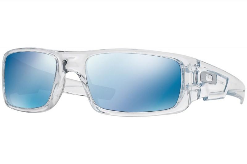 Oakley Crankshaft Polished Clear + Ice Iridium OO9239-04