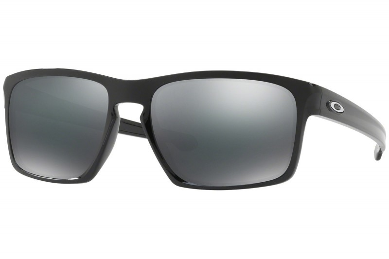 Oakley Sliver - Polished Black / Black Iridium - OO9262-04 Zonnebril