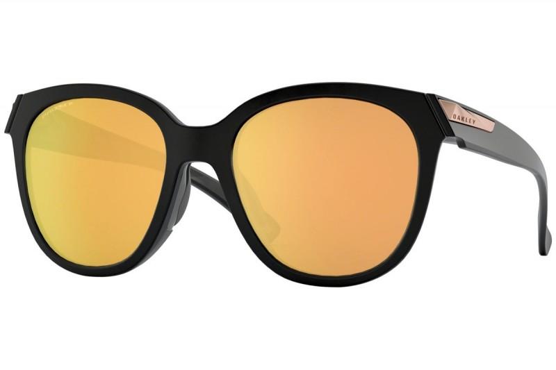 Oakley Low Key Matte Black + Prizm Rose Gold Polarized OO9433-05
