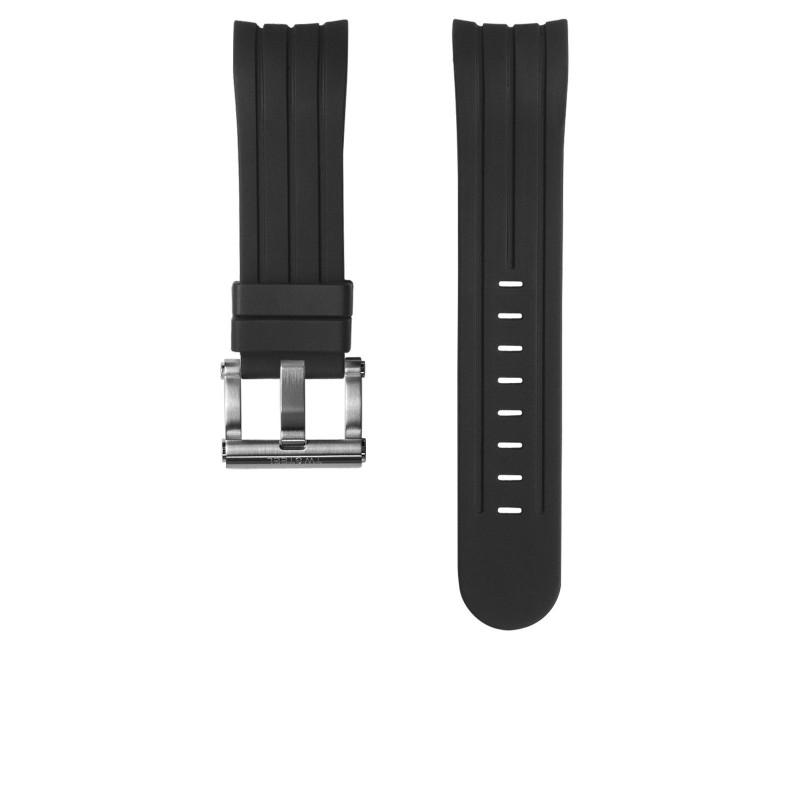 TW Steel Tech Horlogeband Zwart TWB131