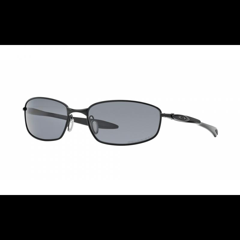 Oakley Blender Polished Black + Grey Polarized OO4059-03 Zonnebril