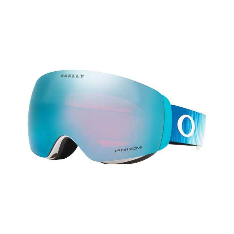 Oakley Fligth Deck XM - Aurora Blue / Prizm Snow Sapphire Iridium
