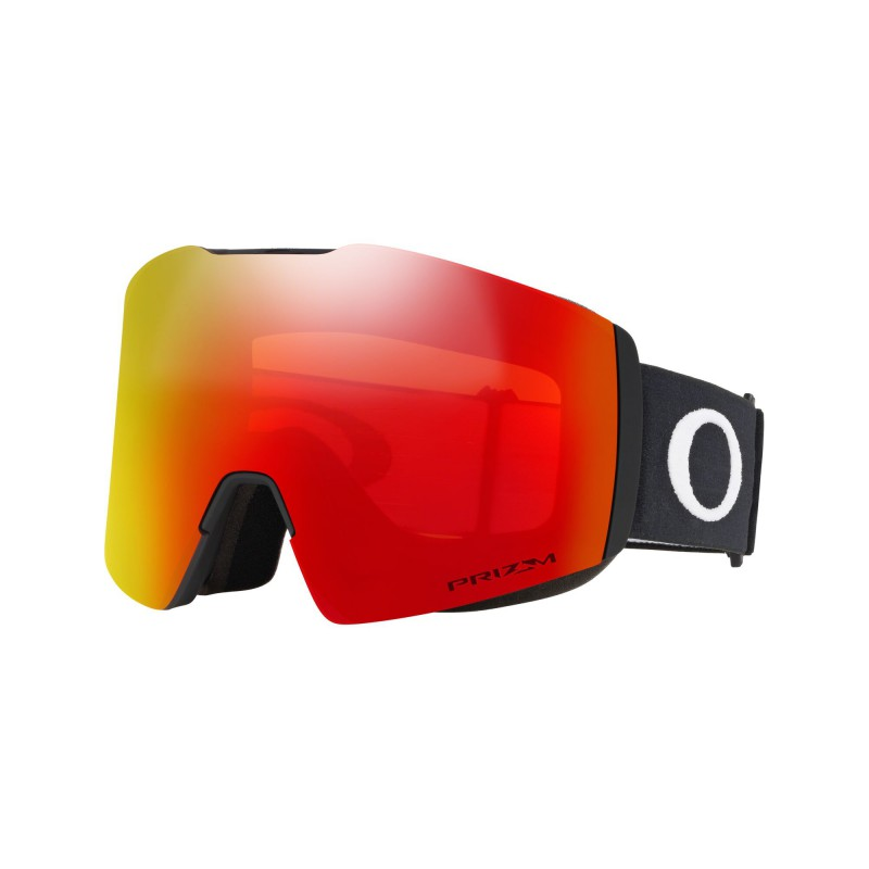 Oakley Fall Line XL Matte Black / Prizm Snow Torch Iridium