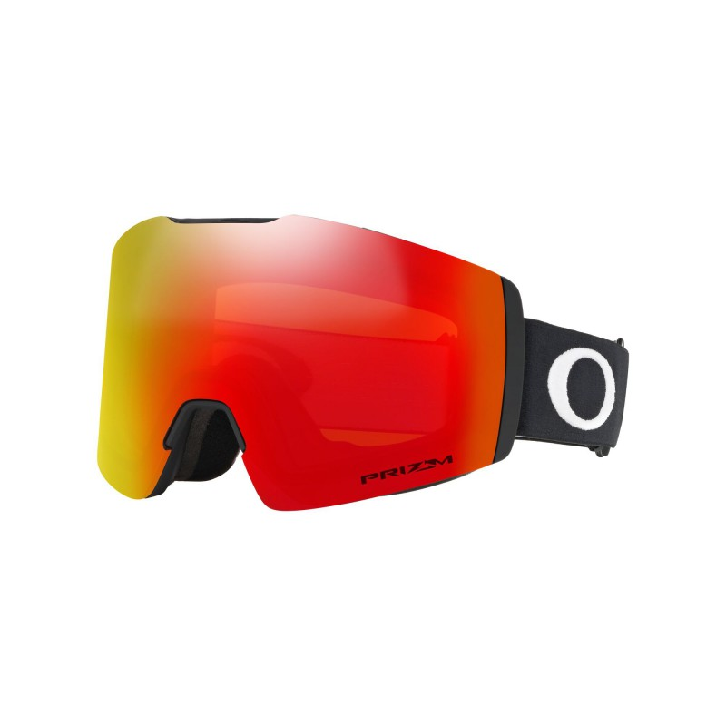 Oakley Fall Line XM Matte Black / Prizm Snow Torch Iridium