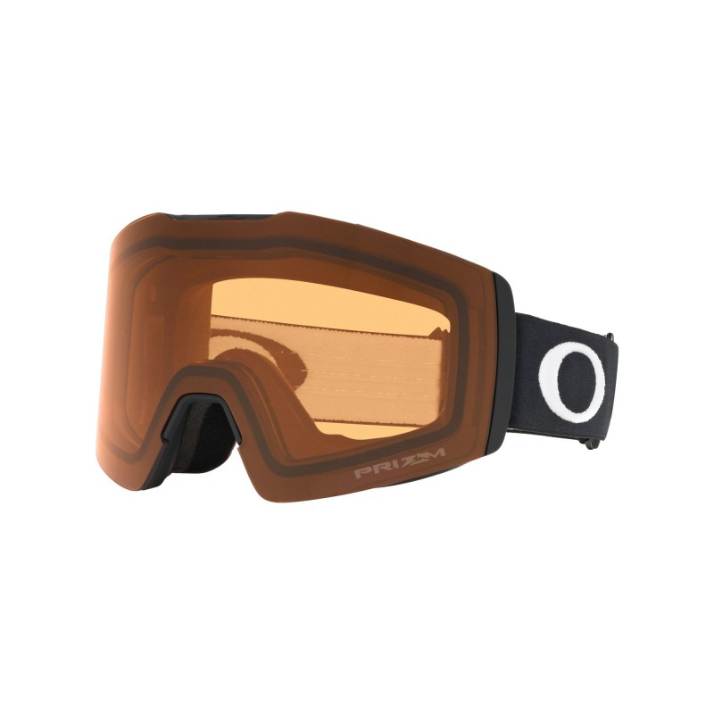 Oakley Fall Line XM Matte Black / Prizm Snow Persimmon