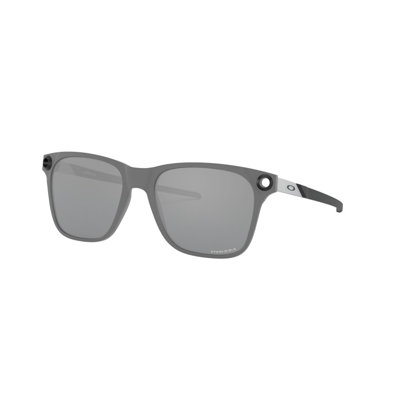 Oakley Apparition Satin Concrete / Prizm Black