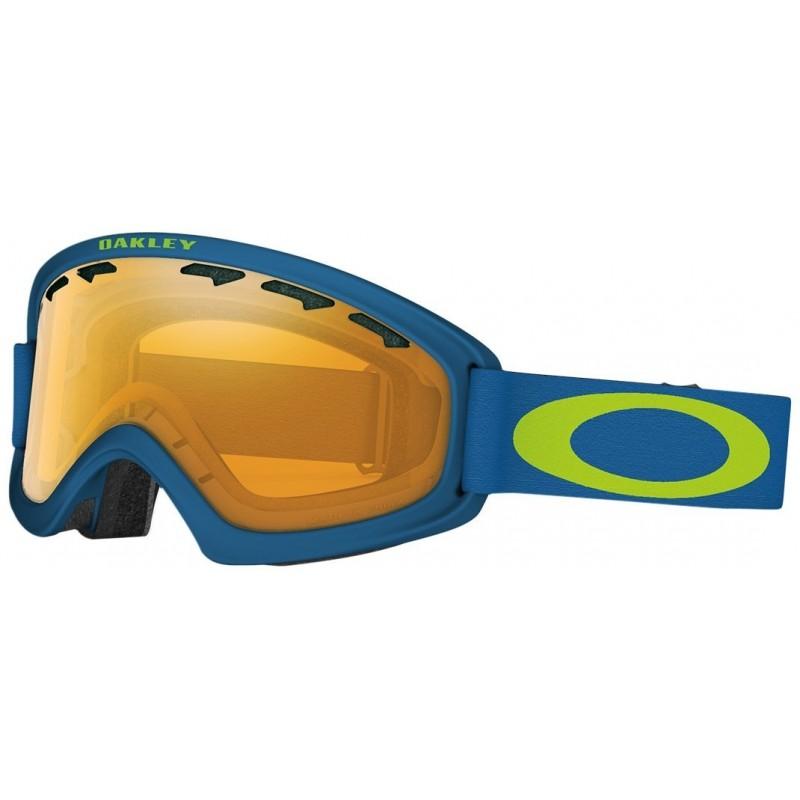 Oakley O2 XS - Moroccan Blue / Persimmon -59-589 Skibril