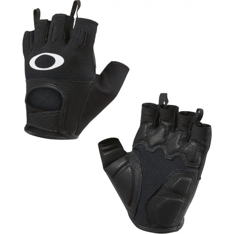 Oakley Factory Road Glove 2.0 - Jet Black - 94275-01K-L