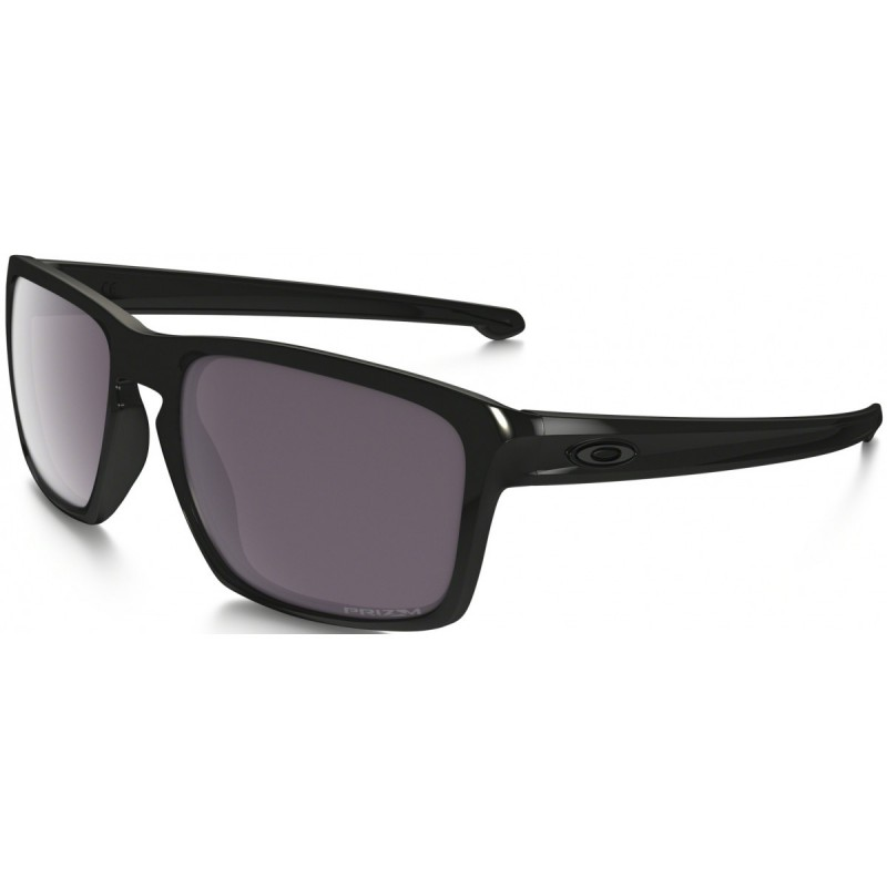 Oakley Sliver - Polished Black / Prizm Daily Polarized - OO9262-07