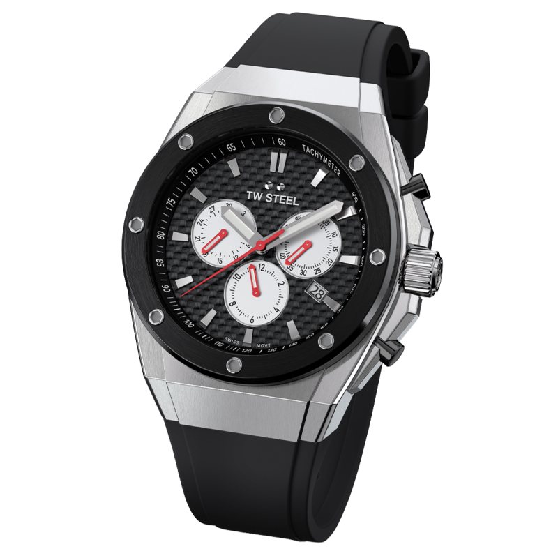 TW Steel CEO Tech Solberg Edition CE4049 Horloge