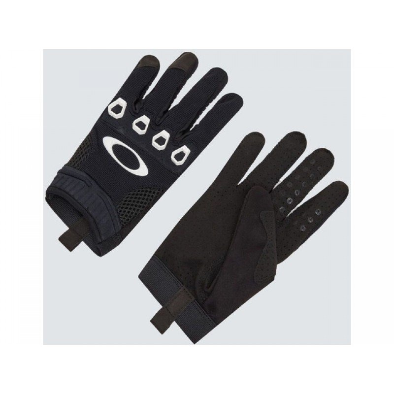 Oakley New Automatic Glove 2.0 Blackout - M