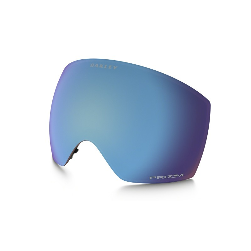 Oakley Flight Deck Replacement Lens Prizm Snow Sapphire Iridium - 101-423-001
