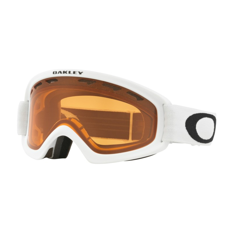 Oakley O2 XS - Matte White / Persimmon - 59-095 Skibril