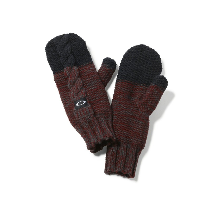Oakley Kachina Mitt - Fired Brick - 84126-88B-S