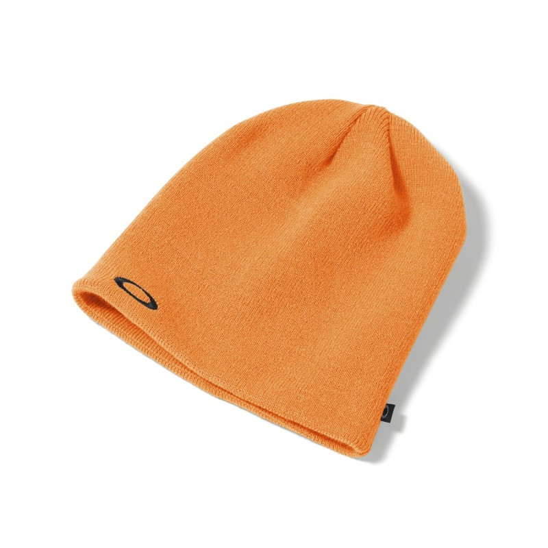Oakley Fine Knit Beanie - Neon Orange - 91099A-71G Muts