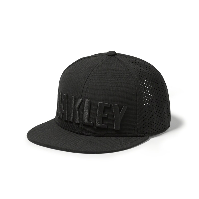 Oakley Perf Hat - Black - 911614-001 Pet