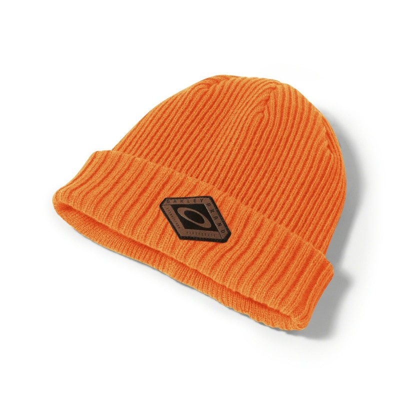Oakley Dead Tree Cuff Beanie - Neon Orange - 911766-71G Muts