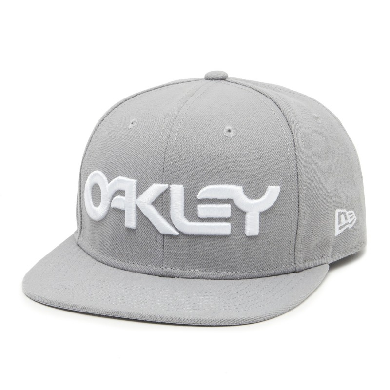 Oakley Mark II Novelty Snap Back - Stone Gray - 911784-22Y Pet