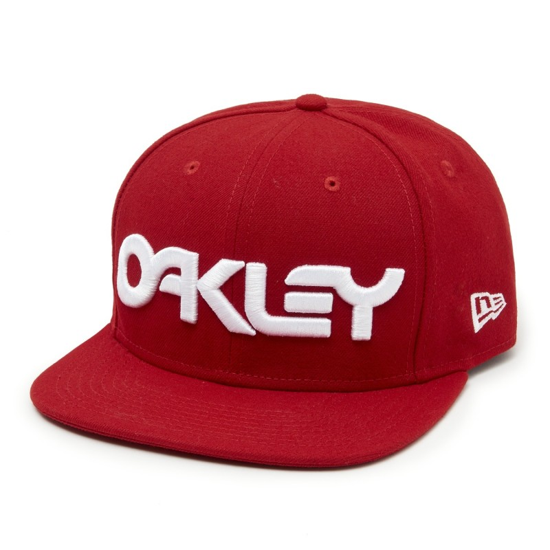 Oakley Mark II Novelty Snap Back - Red Line - 911784-465 Pet