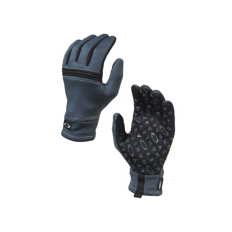 Oakley Diamondback Fleece Glove - Dark Slate - 94283-94A-L