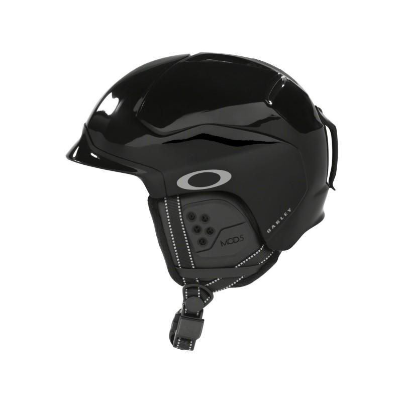 Oakley MOD5 Snow Helmet - Polished Black - 99430-02J-M Skihelm