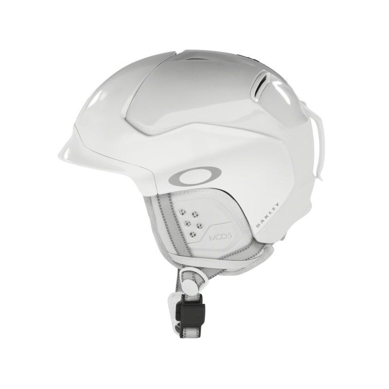 Oakley MOD5 Snow Helmet - Polished White - 99430-11A-S Skihelm