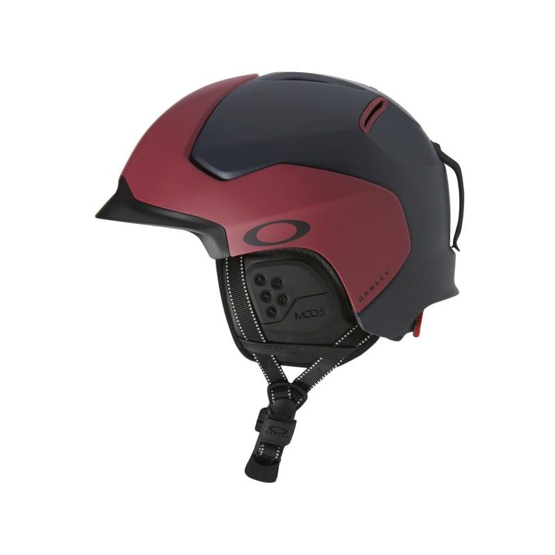 Oakley MOD5 Snow Helmet - Matte Fired Brick - 99430-985-L Skihelm