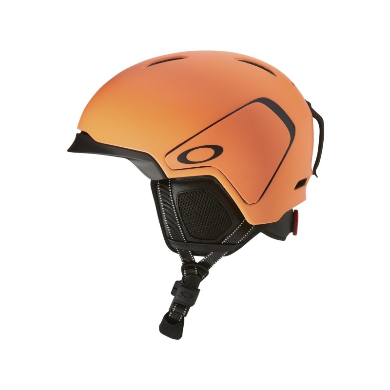 Oakley MOD3 Snow Helmet - Matte Neon Orange - 99432-986-M Skihelm