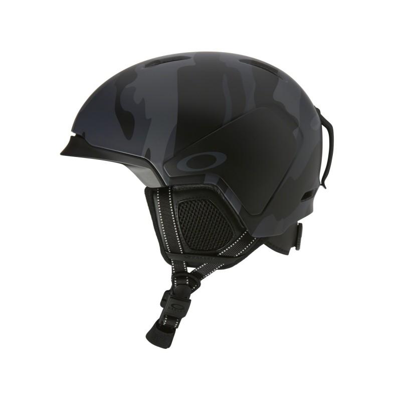 Oakley MOD3 Factory Pilot Snow Helmet - Matte Night Camo - 99432FP-987-L Skihelm