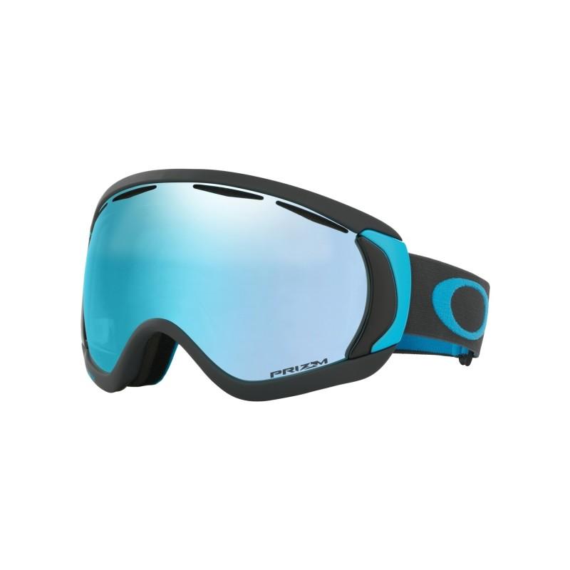 Oakley Canopy - Iron Sapphire / Prizm Snow Sapphire Iridium - OO7047-57 Skibril