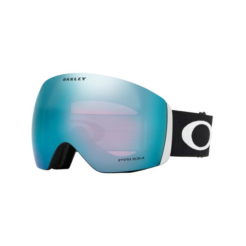 Oakley Flight Deck - Matte Black / Prizm Snow Sapphire Iridium - OO7050-20 Skibril