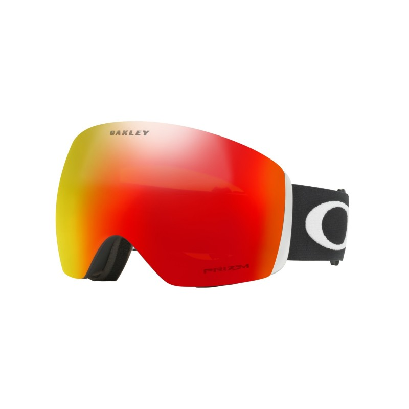 Oakley Fligth Deck Matte Black / Prizm Snow Torch Iridium - OO7050-33 Skibril