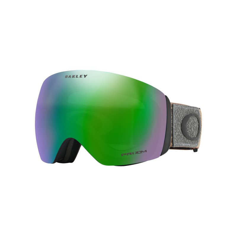 Oakley Flight Deck Henrik Harlaut Signature Mad X / Prizm Snow Jade Iridium OO7050-56 Skibril