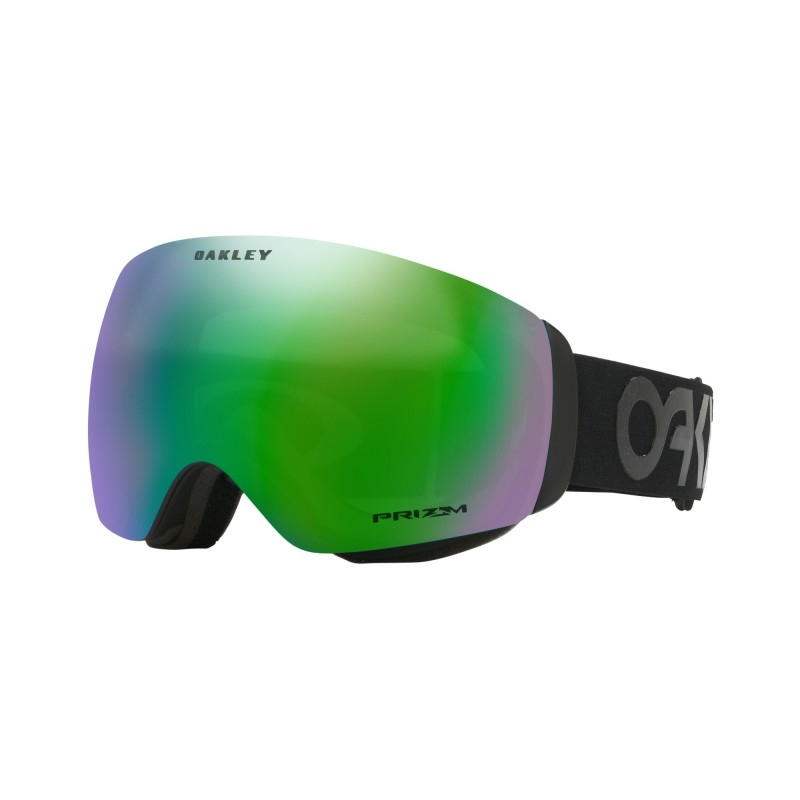 Oakley Flight Deck XM - Factory Pilot Blackout / Prizm Snow Jade Iridium - OO7064-43 Skibril