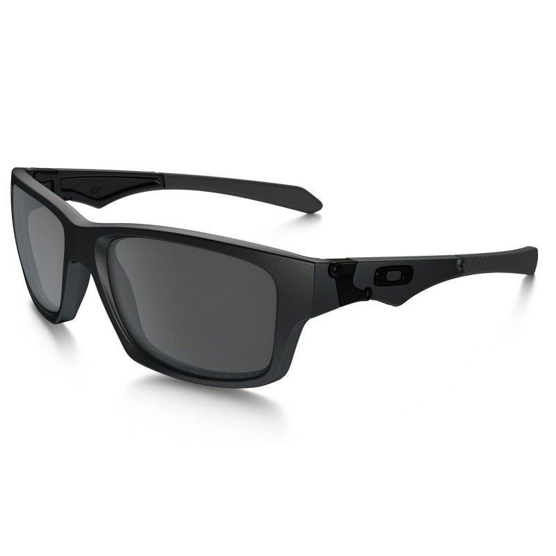Oakley Jupiter Squared - Matte Black / Black Iridium Polarized - OO9135-09 Zonnebril