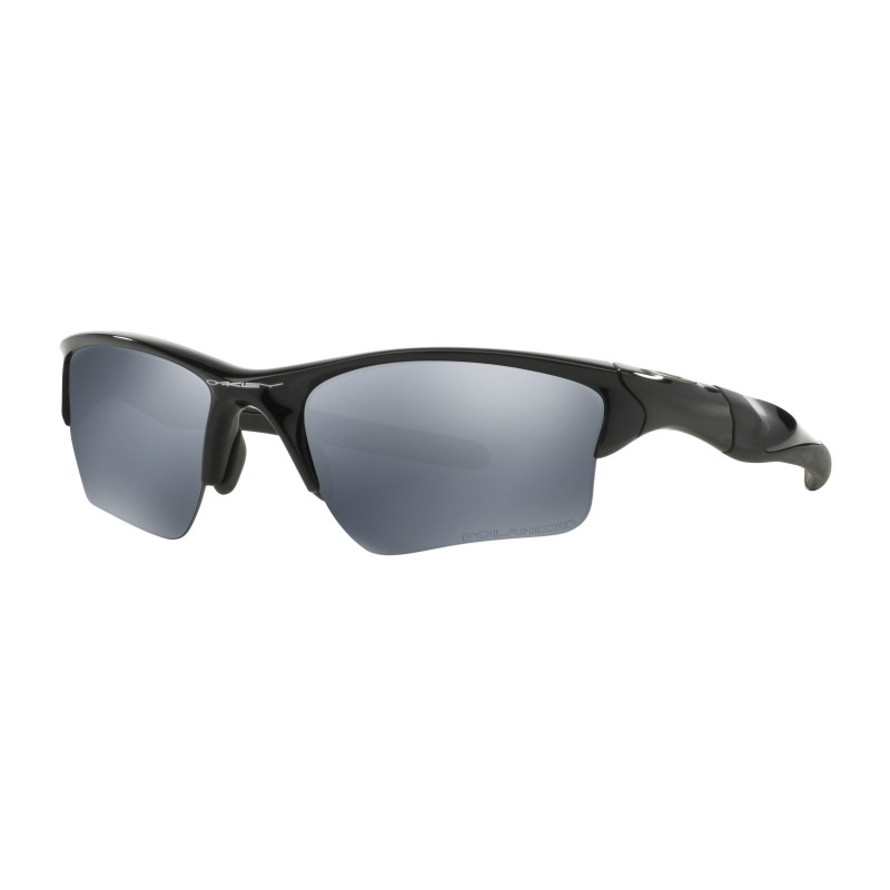Oakley Half Jacket 2.0 XL Polished Black + Black Iridium OO9154-01