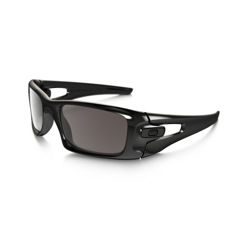 Oakley Crankcase Polished Black +  Warm Grey OO9165-01