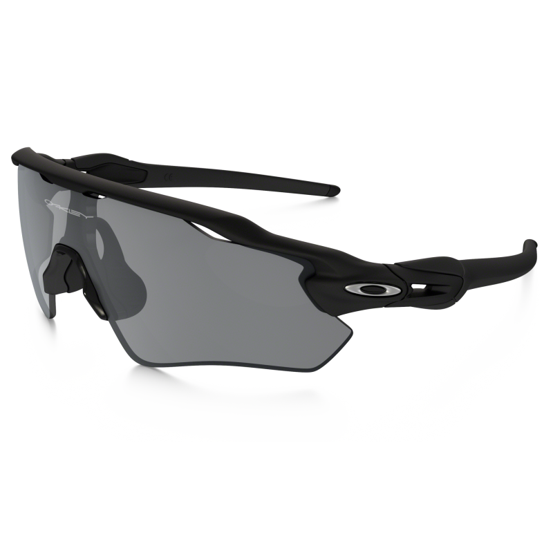 Oakley Radar EV Path Zonnebril - Matte Black / Black Iridium