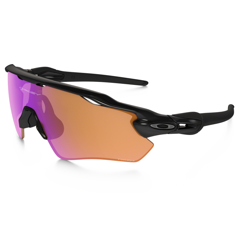 Oakley Radar EV Path Zonnebril - Polished Black / Prizm Trail