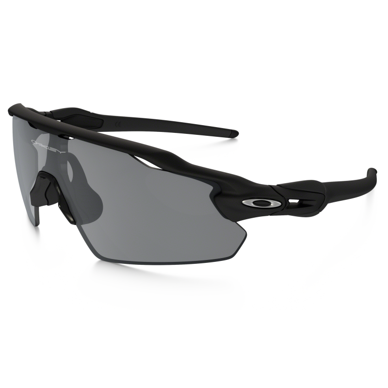 Oakley Radar EV Pitch Zonnebril - Matte Black / Black Iridium