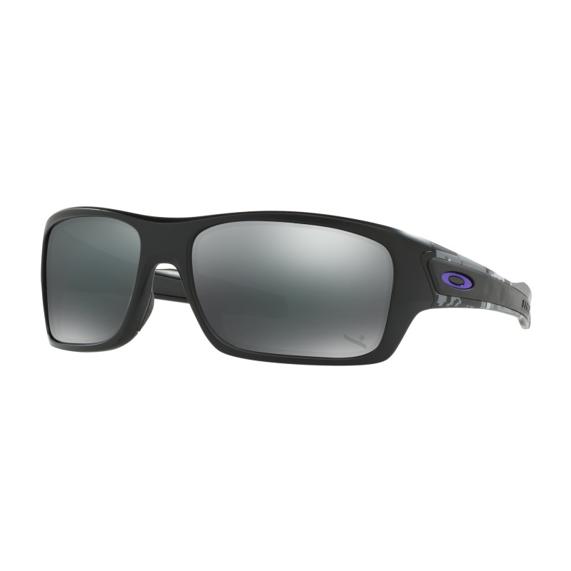 Oakley Infinite Hero Collection Turbine - Matte Balck / Black Iridium - OO9263-29 Zonnebril