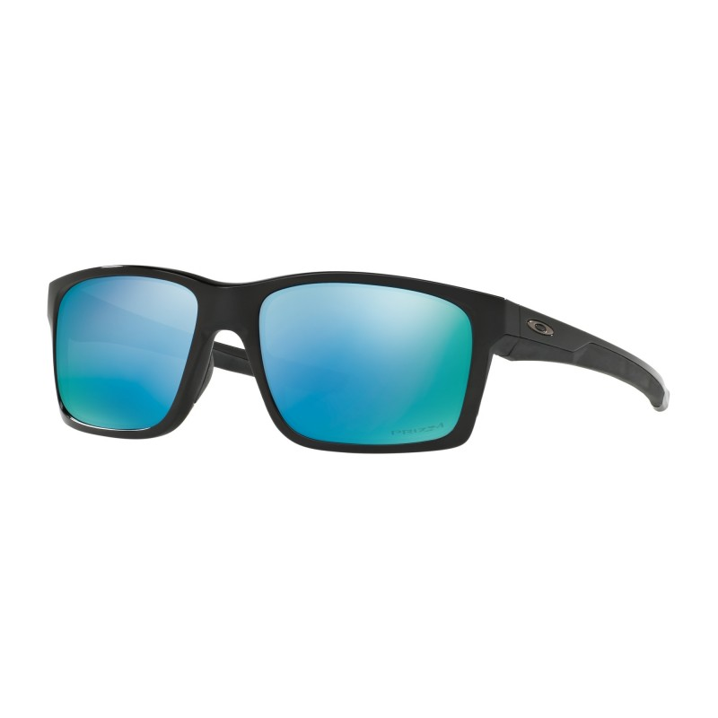 Oakley Mainlink - Polished Black / Prizm Deep Water Polarized - OO9264-21 Zonnebril