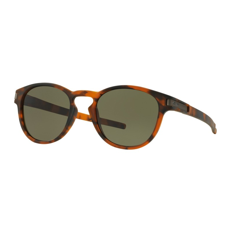 Oakley Latch - Matte Brown Tortoise / Dark Grey - OO9265-02 Zonnebril