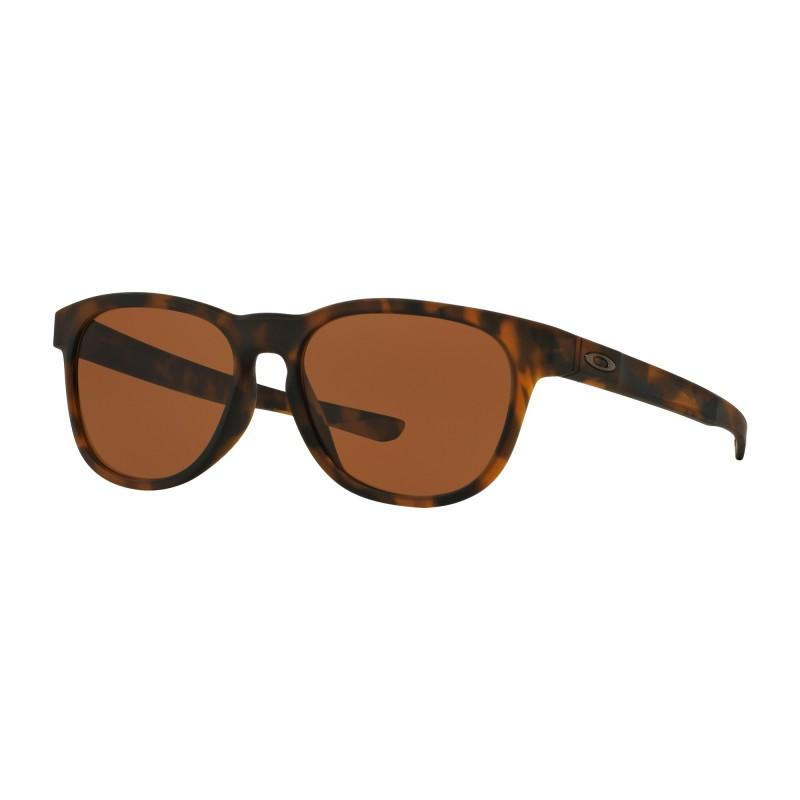 Oakley Stringer - Matte Brown Tortoise / Dark Bronze - OO9315-02 Zonnebril