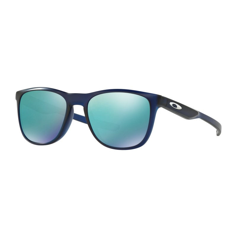 Oakley Trillbe X - Blue / Jade Iridium - OO9340-04 Zonnebril
